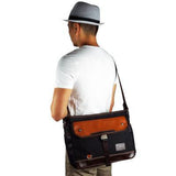 PARKLAND MESSENGER BAG - MikeAndNikes™- We Just Did It - Cream of The Crop®