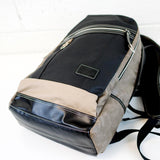 VANTAGE BACKPACK - MikeAndNikes™- We Just Did It - Cream of The Crop®