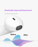 i10s tws Bluetooth Earphone 5.0 Original USB - MikeAndNikes™- We Just Did It - Cream of The Crop®