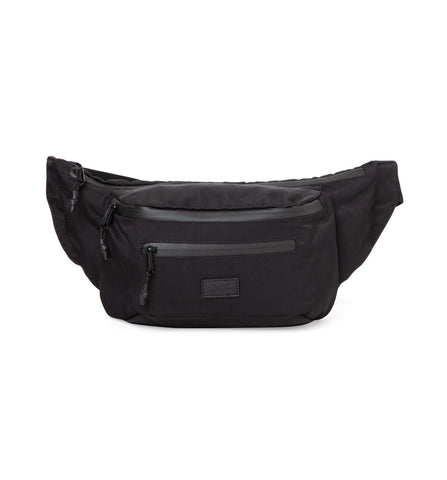 Hamac Fanny Pack Black - MikeAndNikes™- We Just Did It - Cream of The Crop®