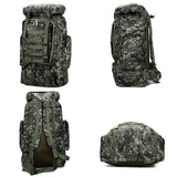 Outdoor Military Backpack Molle Bags Hiking - MikeAndNikes™- We Just Did It - Cream of The Crop®