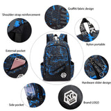 Unisex Large Capacity Travel Backpack - MikeAndNikes™- We Just Did It - Cream of The Crop®