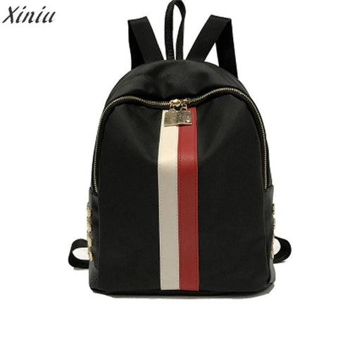 Preppy Style  Backpacks For Teenage Girls Fashion - MikeAndNikes™- We Just Did It - Cream of The Crop®