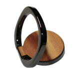 The RNGR - Wooden Ring Phone Holder & Stand - MikeAndNikes™- We Just Did It - Cream of The Crop®