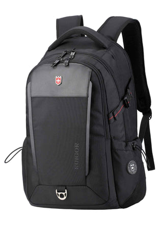 RUIGOR EXECUTIVE 26 Luxury Backpack Black - MikeAndNikes™- We Just Did It - Cream of The Crop®
