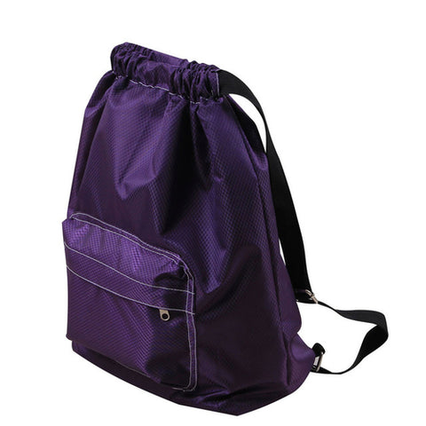 Unisex Women Man Backpack Swimming Swim Pool - MikeAndNikes™- We Just Did It - Cream of The Crop®