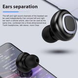 V09A Wireless Twins Bluetooth4.2 Earbuds In-Ear - MikeAndNikes™- We Just Did It - Cream of The Crop®