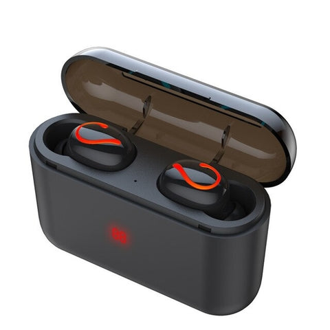 Wireless Earbuds 3D Stereo Sound Wireless - MikeAndNikes™- We Just Did It - Cream of The Crop®