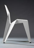 EDGE Chair - Alpine White - MikeAndNikes™- We Just Did It - Cream of The Crop®