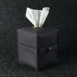 Tissue case, Tissue box cover - MikeAndNikes™- We Just Did It - Cream of The Crop®