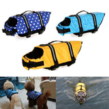 Reflective Strip Pet Life Jacket Dog Life Vest - MikeAndNikes™- We Just Did It - Cream of The Crop®