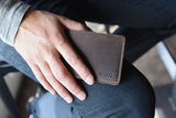 Straight Cut Bifold - MikeAndNikes™- We Just Did It - Cream of The Crop®