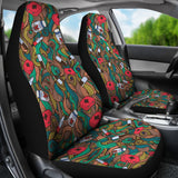 Nurse Hand Drawn Car Seat Cover - MikeAndNikes™- We Just Did It - Cream of The Crop®