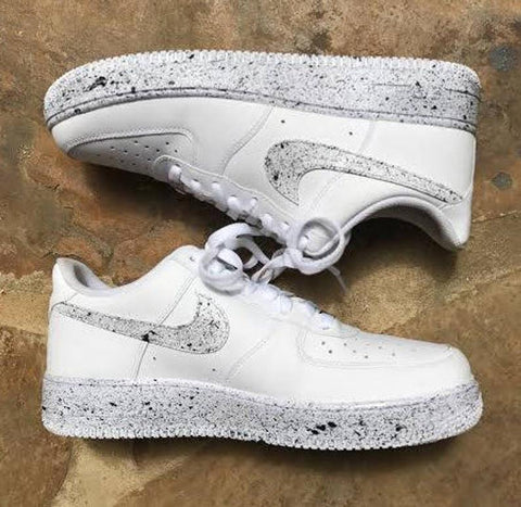 "Air Force 1 low ""ice cream paint job"" Customs .2"