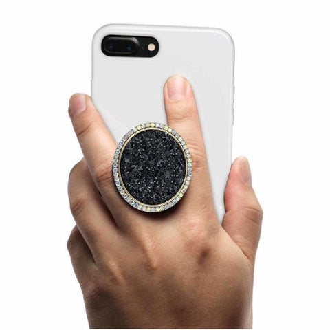Coolgrips Jewel series phone grip and stand - MikeAndNikes™- We Just Did It - Cream of The Crop®