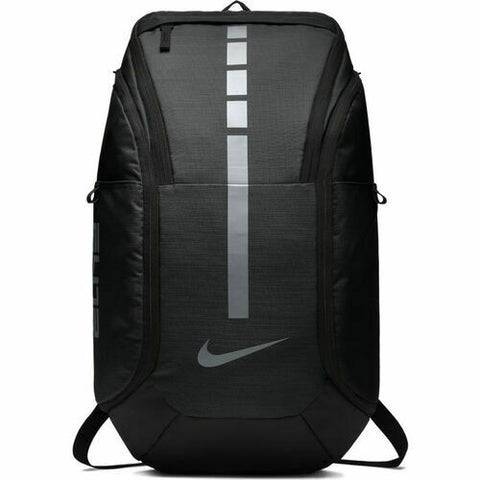 Nike Hoops Elite Pro Basketball Backpack BA5990-011 -Black/Silver - MikeAndNikes™- We Just Did It - Cream of The Crop®