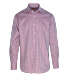 Hounds-tooth Cotton Shirt