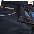Blended Denim 5 Pocket Trouser