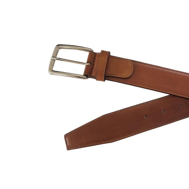 Shaded Calf Belt