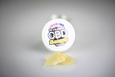 CBD Isolate - Banana *Cup Winner* - Liquid CBD