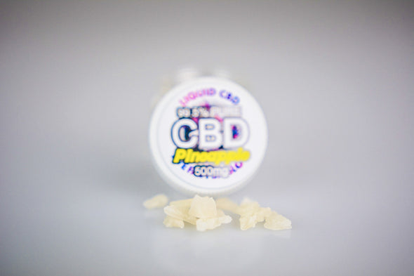 CBD Isolate - Pineapple *Cup Winner* - Liquid CBD