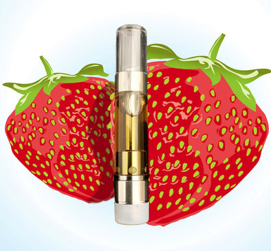 CBD Vape - Strawberry Cough