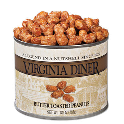 BUTTER TOASTED PEANUTS - 10 oz