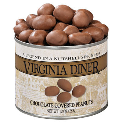 CHOCOLATE COVERED PEANUTS - 10 oz