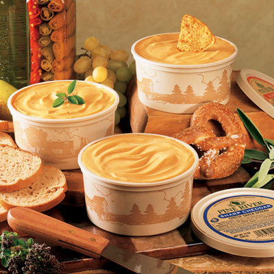 SHARP CHEDDAR SNACK SPREAD