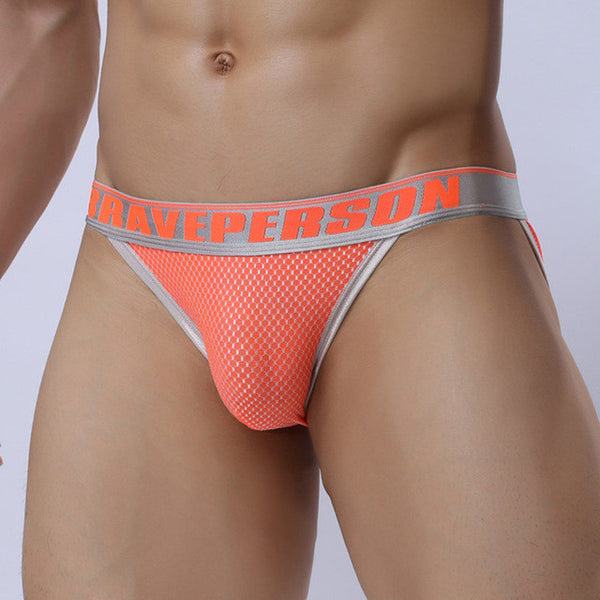 DudeJock DJ504 BravePerson Brief