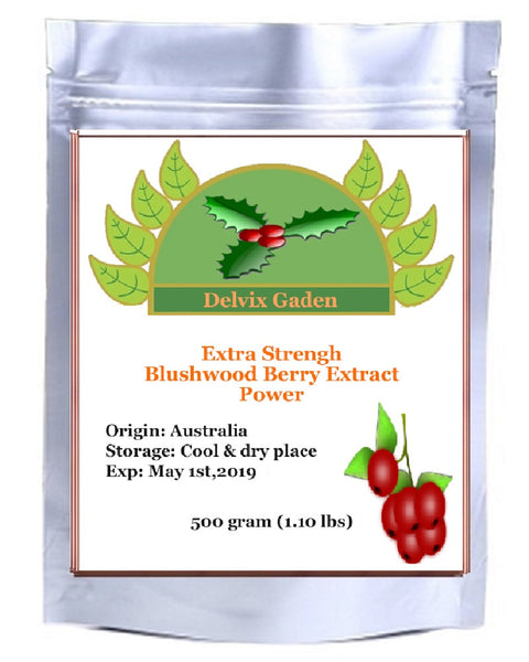 EBC 46 Blushwood Berry Extract powder, 250 Grams – EBC46.CO