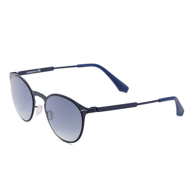Invisible Circle Blue