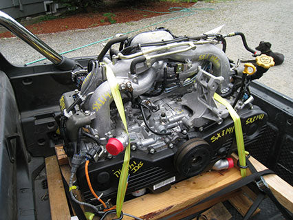 Vanagon Subaru Engine Conversion