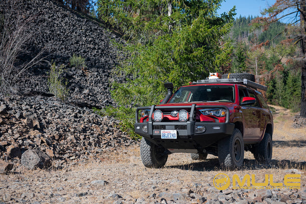ARB Releases Winch Bumper for the 2020 On Toyota 4Runner 3421570K sold by Mule Expedition Outfitters www.dasmule.com