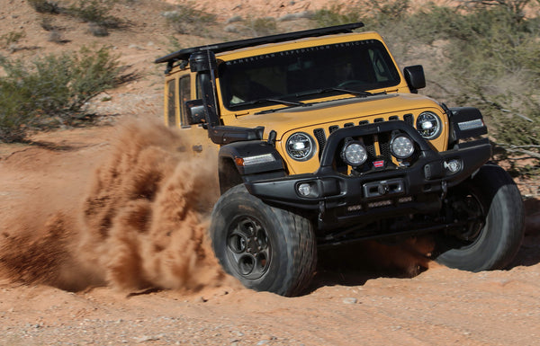 American Expedition Vehicles Jeep Wrangler JL and Gladiator JT Snorkel