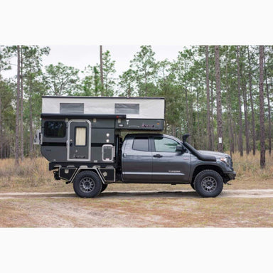 Four Wheel Camper Hawk Flatbed (For 6' Full Size Trucks)