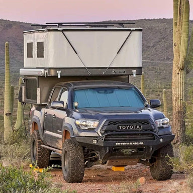 Four Wheel Campers Swift Slide In Model (For Midsize 5' Bed Trucks)