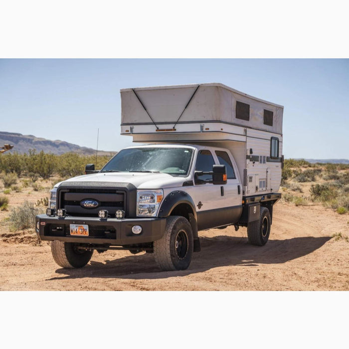 Four Wheel Camper Grandby Flatbed (For 8' Full Size Trucks)