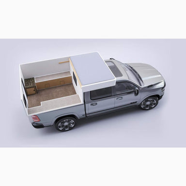 Four Wheel Camper Shell Model