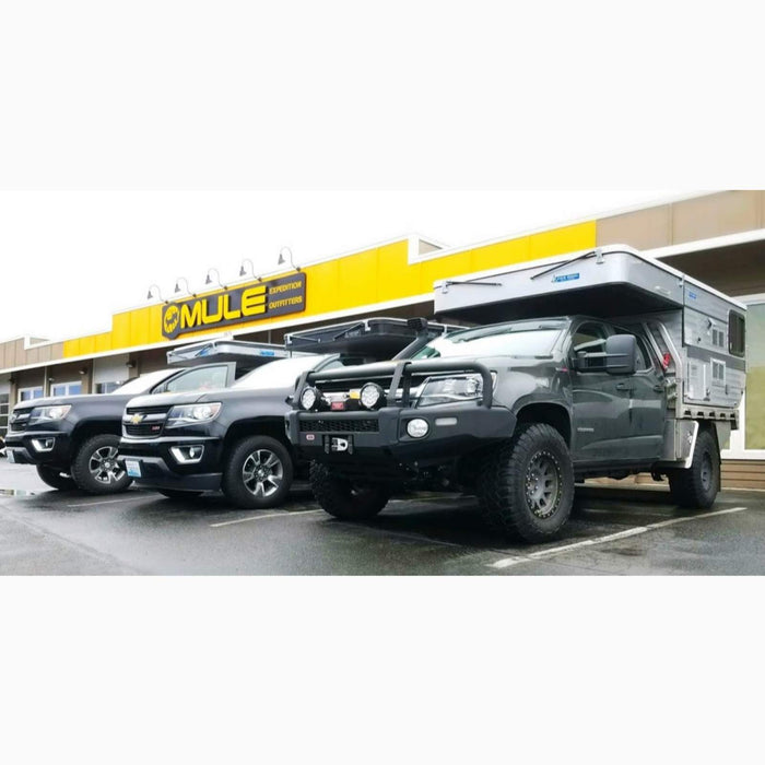 Four Wheel Camper Fleet Flatbed (For 6' Midsize Trucks)