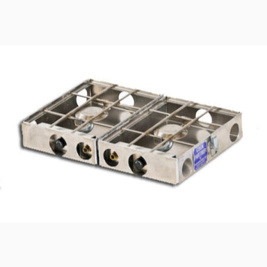 COOK PARTNER 9 IN BREAK AWAY TWO BURNER STOVE sold by Mule Expedition Outfitters