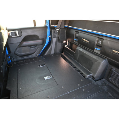 GOOSE-GEAR JEEP GLADIATOR REAR SEAT DELETE HIGH PLATFORM