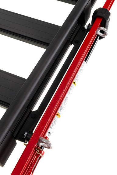 ARB 4x4 Accessories standard mount kit to mount a Hi-Lift Jack to an ARB BASE Rack.