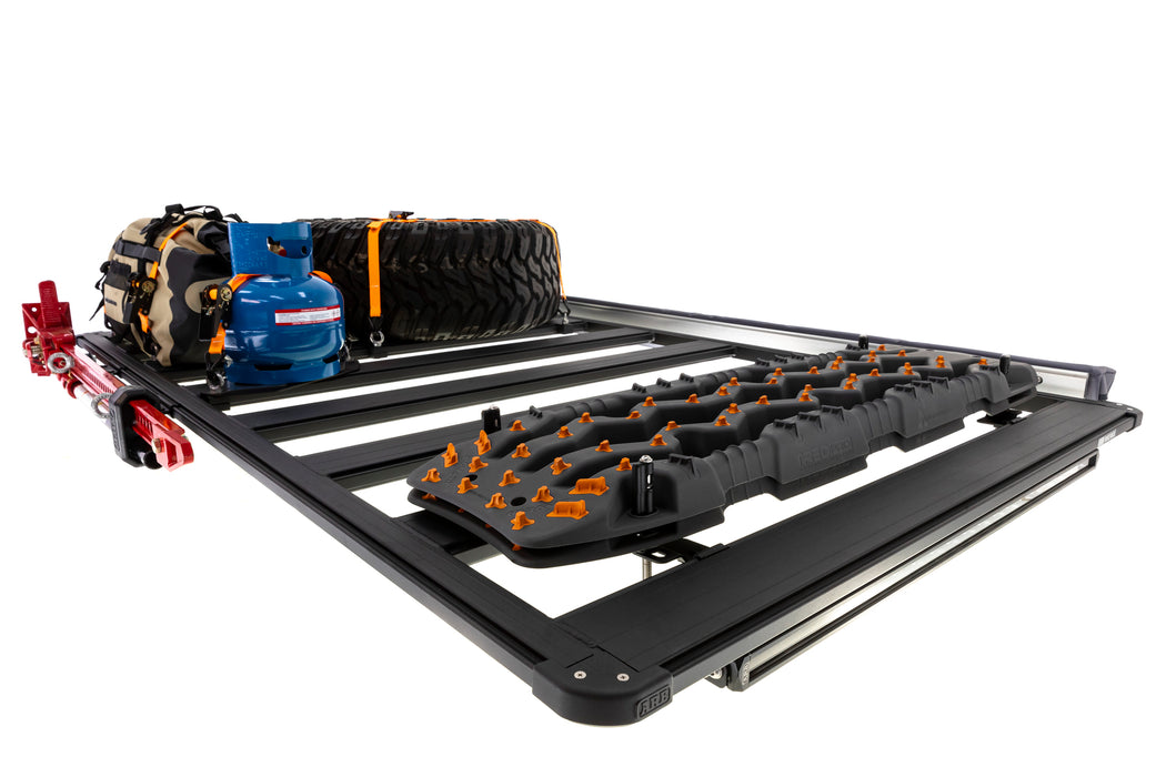 The ARB BASE Rack recovery board adapter makes simple work to mount your TRED Pro or MAXTRAX recovery boards to the ARB BASE Rack.