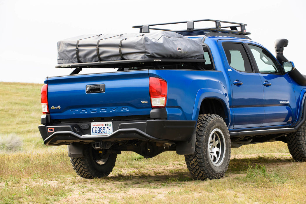 Toyota Tacoma ARB Rear Bumper 2016-On - 3623040 sold by Mule Expedition Outfitters www.dasmule.com
