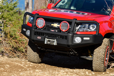 ARB SUMMIT WINCH BUMPER FOR CHEVROLET COLORADO Z71