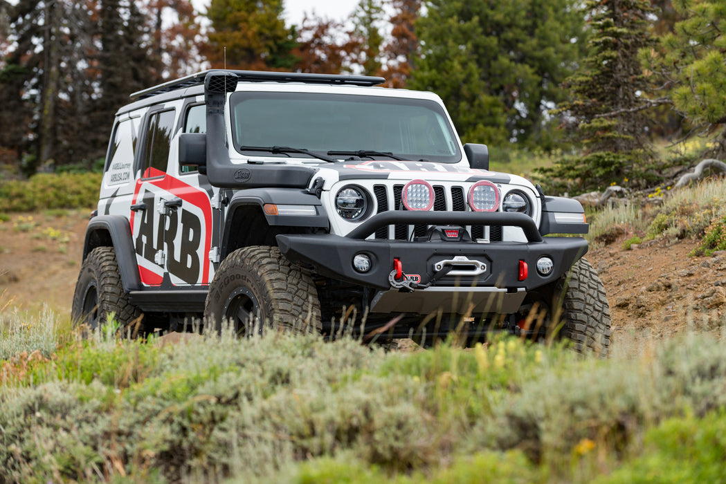 Jeep Wrangler JL Safari Snorkel SS1080HF sold by Mule Expedition Outfitters www.dasmule.com