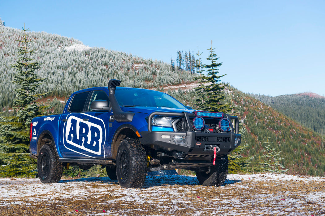 ARB SUMMIT WINCH BUMPER FOR 2019-ON FORD RANGER