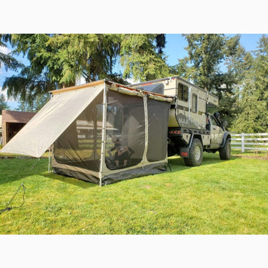 ARB Deluxe 2500 x 2500 Awning Room with Floor