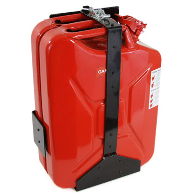 Wavian Front Load Jerry Can Holder JC0020HV-FRONT available at www.dasmule.com